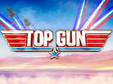 Играть без регистрации онлайн автоматы top gun